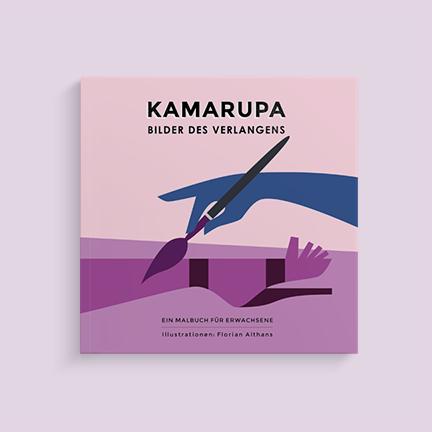 KAMARUPA – Malbuch für Erwachsene