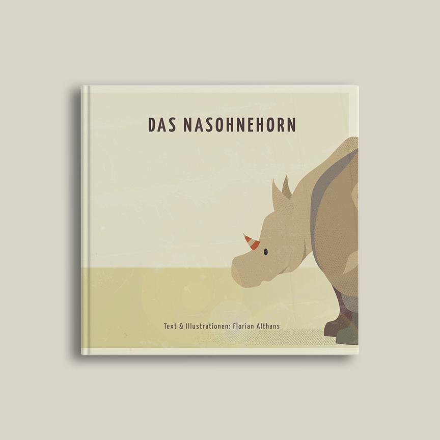 DAS NASOHNEHORN – Ein Kinderbuch