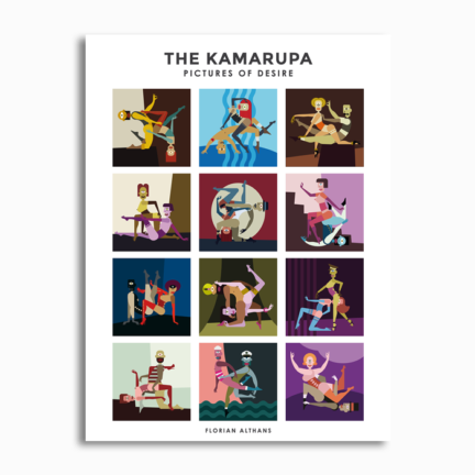 THE KAMARUPA – Pictures of Desire
