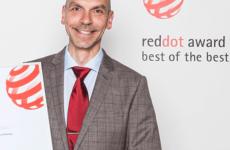 BROTLOS auf der Red Dot-Preisverleihung