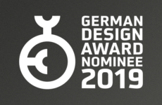 CELLO für den German Design Award nominiert