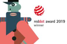 WAGNER, WAHNSINN & WALKÜREN gewinnt Red Dot Award 2019